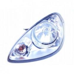 LAMPA REFLEKTOR PRZÓD LEWA MICROCAR MGO M.GO F8C