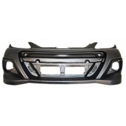 Front bumper Aixam 2010 - 2013 Impulsion GTO Carbon