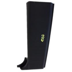 Impulsion Aixam Bar Overlay - Vision Black Mat Right
