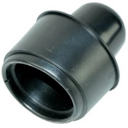 Końcówka wydechu Aixam Coupe Crossover Impulsion czarna