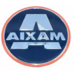 Navy Aixam stamp until 2008
