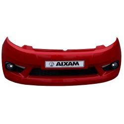 Front bumper Aixam Vision 2013-2016 Coupe / City Red
