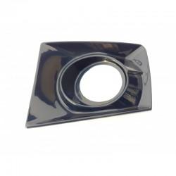 Nakładka kratka lewa halogenu Ligier IXO II czarna