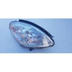 LAMPA REFLEKTOR PRZÓD PRAWA DO LIGIER IXO JS50