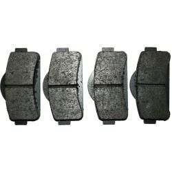 Front brake pads Microcar Ligier