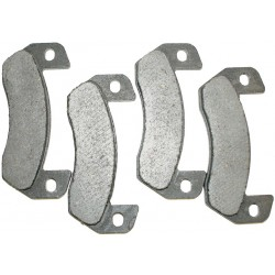 Brake pads Ligier Microcar back to 2007