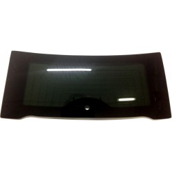Rear window rear Microcar M8 W flap