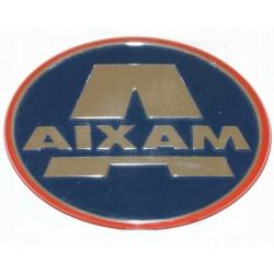 Znaczek Logo Emblemat Aixam 500 400