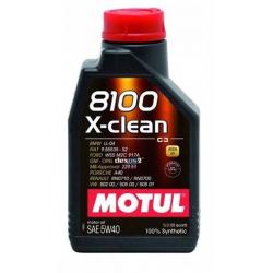 Olej silnikowy Motul 5w40 X-Clean 2L