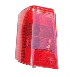 Microcar MC1 MC2 lampa tył tylna lewa czerwona