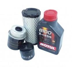 Filter set Lombardini DCI 442 / 492 OIL