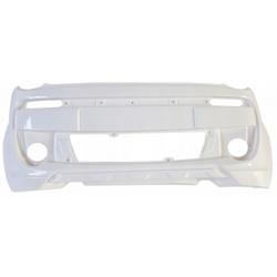 FRONT BUMPER MICROCAR M.GO 3/4/5 WHITE ORIGINAL