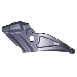 Upper wheel arch Aixam 5004 with ABS - left
