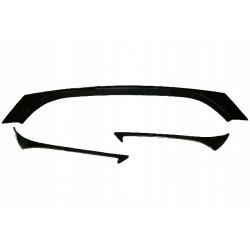 Zestaw nakładek przedniego zderzaka Aixam GTI/GTO