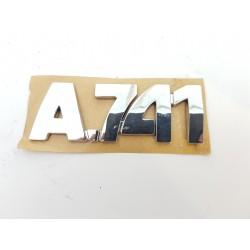 Emblemat znaczek Logo Aixam A741