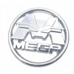 Logo Badge Emblem Aixam Mega