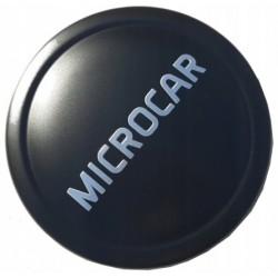Cap cap for Microcar Highland black