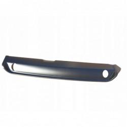 Bumper cap rear Aixam Impulsion Coupe black