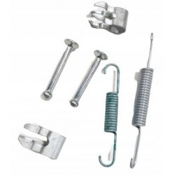 Spring for rear brake jaws Aixam