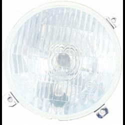 ORYGINAŁ Lampa przednia AIxam 400 okrągła NOWA
