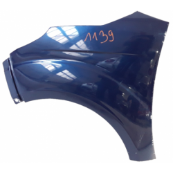 JS50 Ligier Mudguard Left Navy Bluline